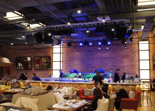 Ресторан Grand Cafe DJINN в ТРЦ «Европолис»